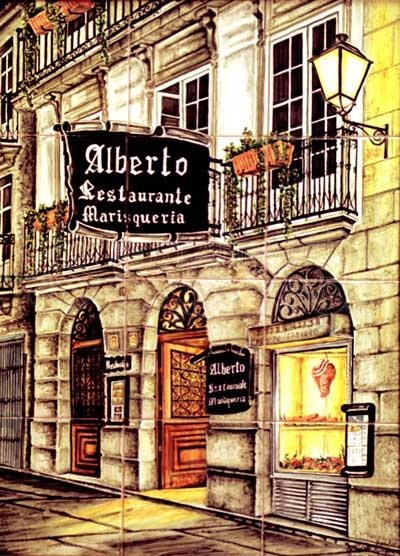 Restaurante Mesón de Alberto